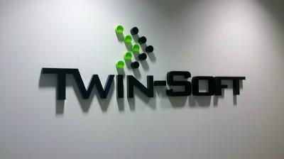 Twin-Soft Acrylic Sign