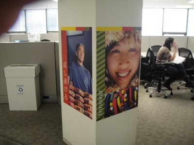 Rosetta Stone Wall Signs - Wall Coverings