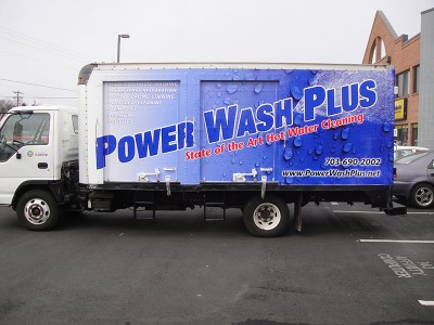 Manassas Vehicle Wraps - fleet wraps, truck wraps