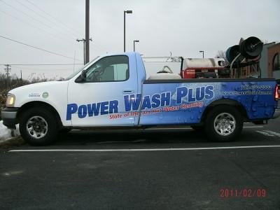 Manassas Vehicle Wraps - fleet wraps, truck wraps